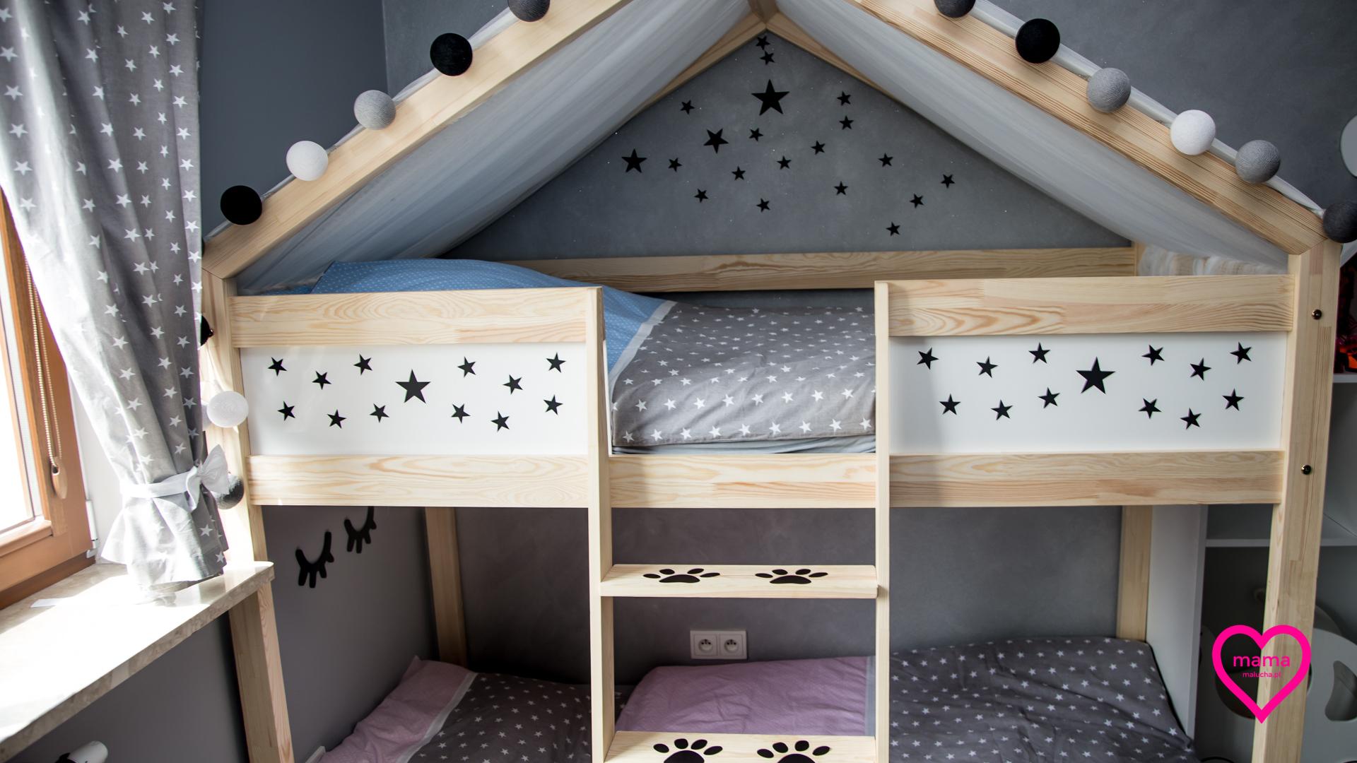 łóżko Piętrowe Dla Dzieci Czy To Dobry Pomysł
