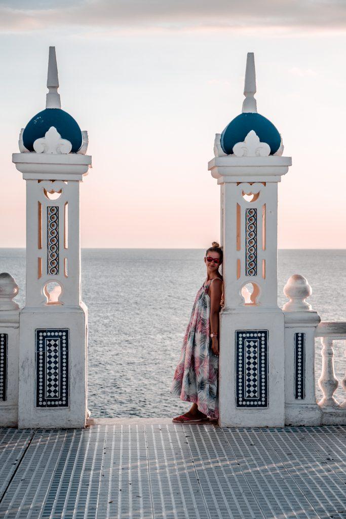 Balkon na morze Śródziemne